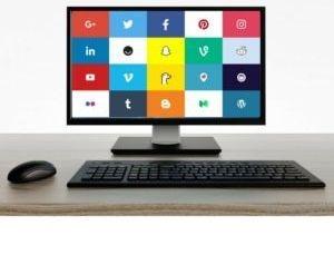 Establishing social media