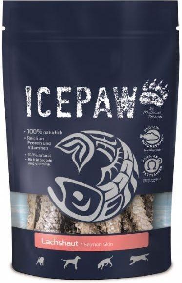 Icepaw Zalmhuid Salmon Skin
