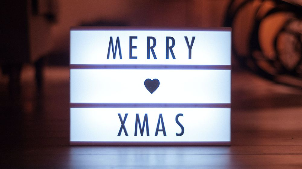 Merry Christmas to you all