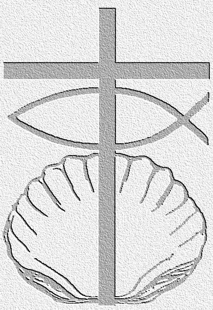 St James Woolton Liverpool Methodist URC logo