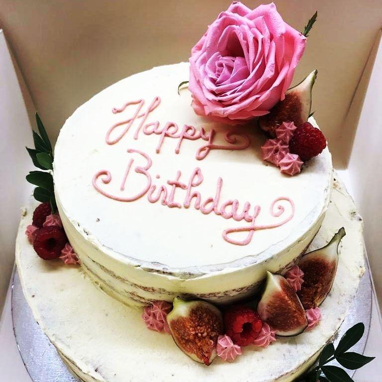 vegan birthday cake victoria sponge maldon