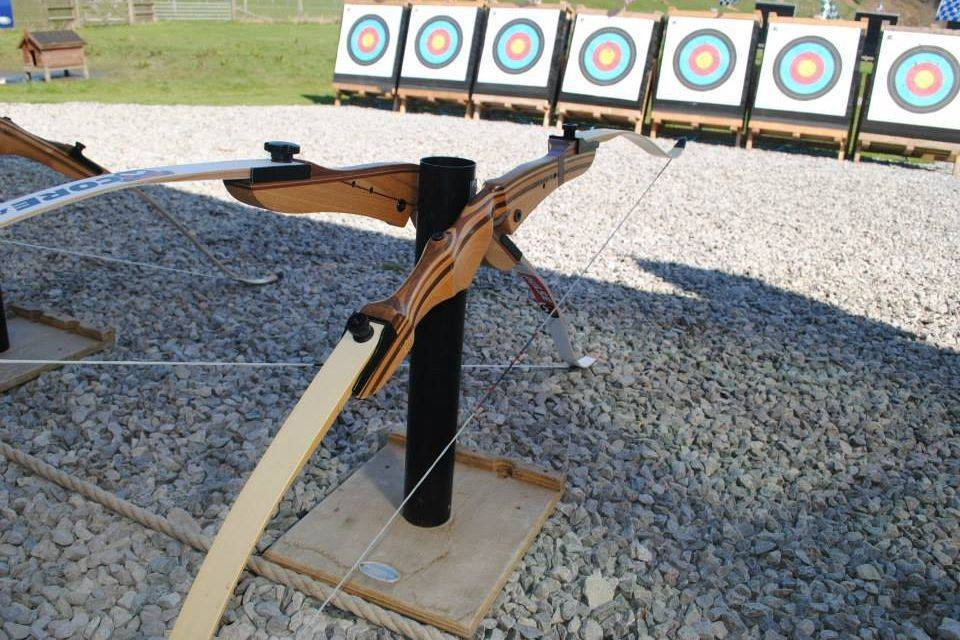 Archery experiences and shoots Sheffield