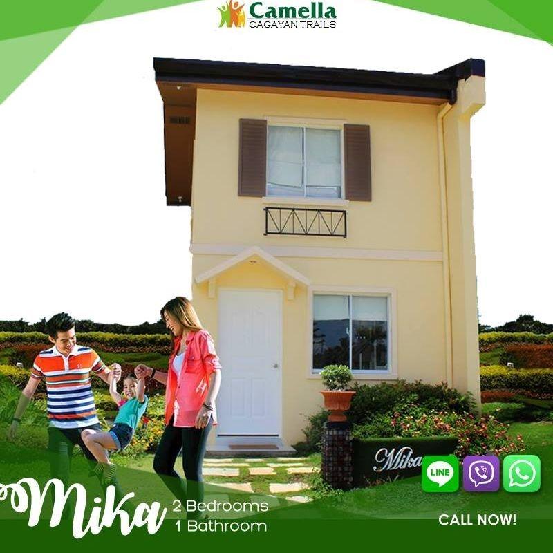 camella cagayan, camella homes, vistaland