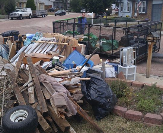 Junk removal Colorado Springs