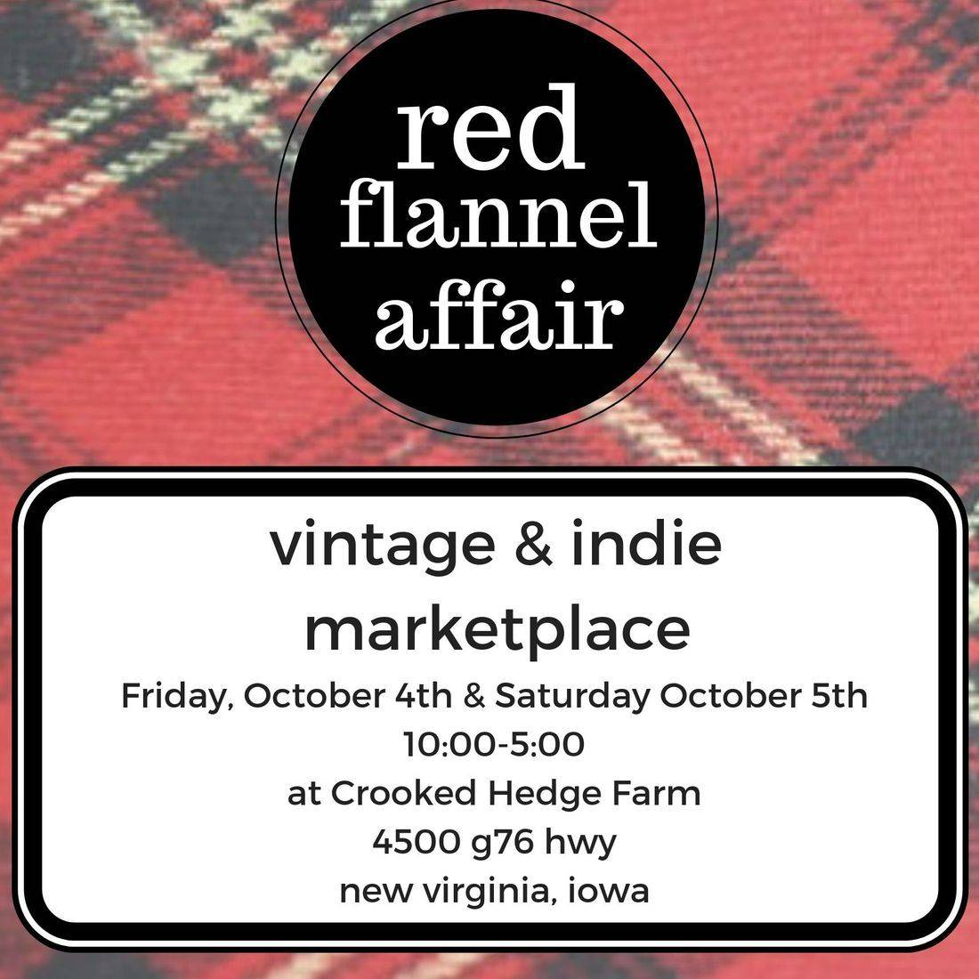 Red Flannel Affair