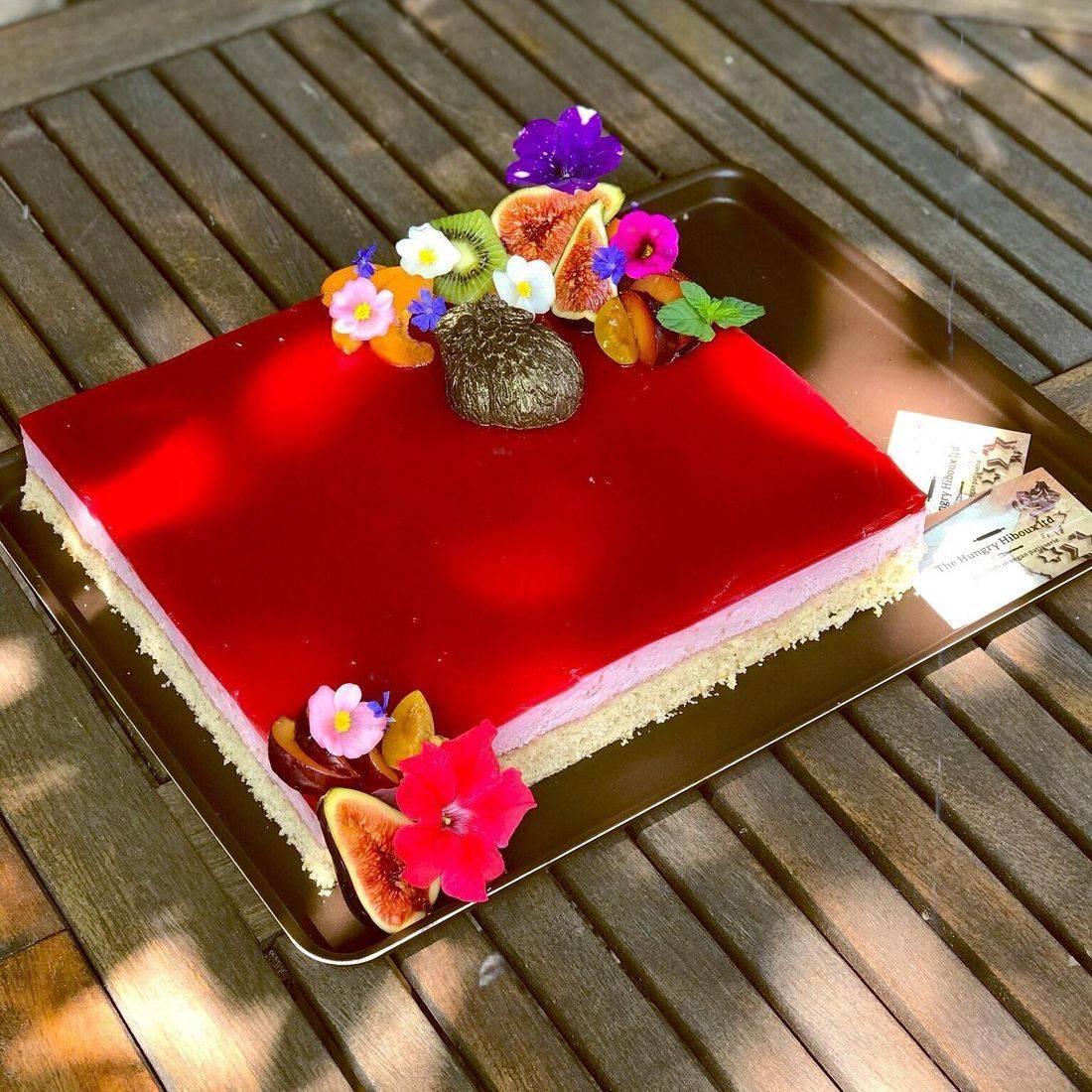 vegan bavarois cake maldon