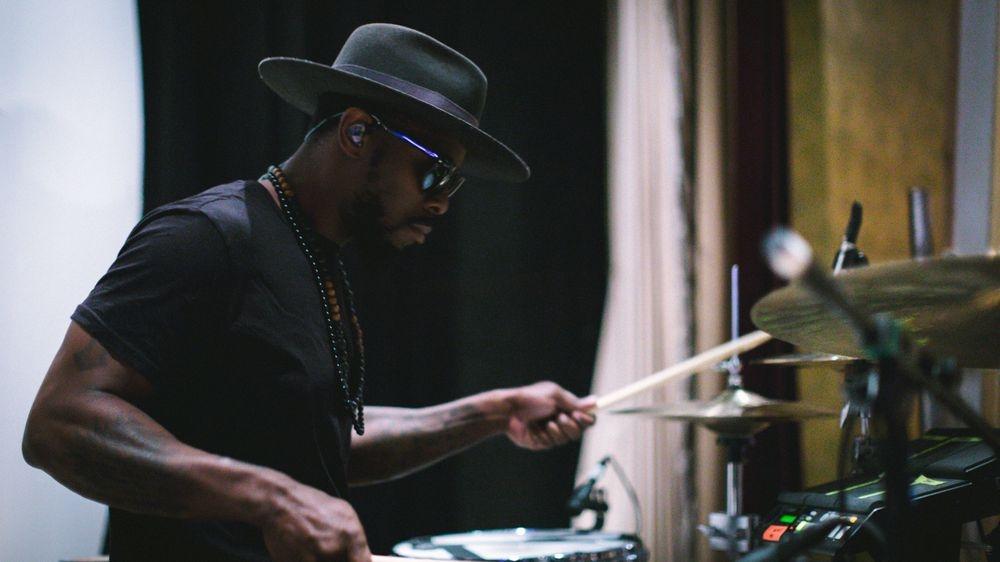 Drummer for Lady Gaga, Stevie Wonder, Snoop Dog
