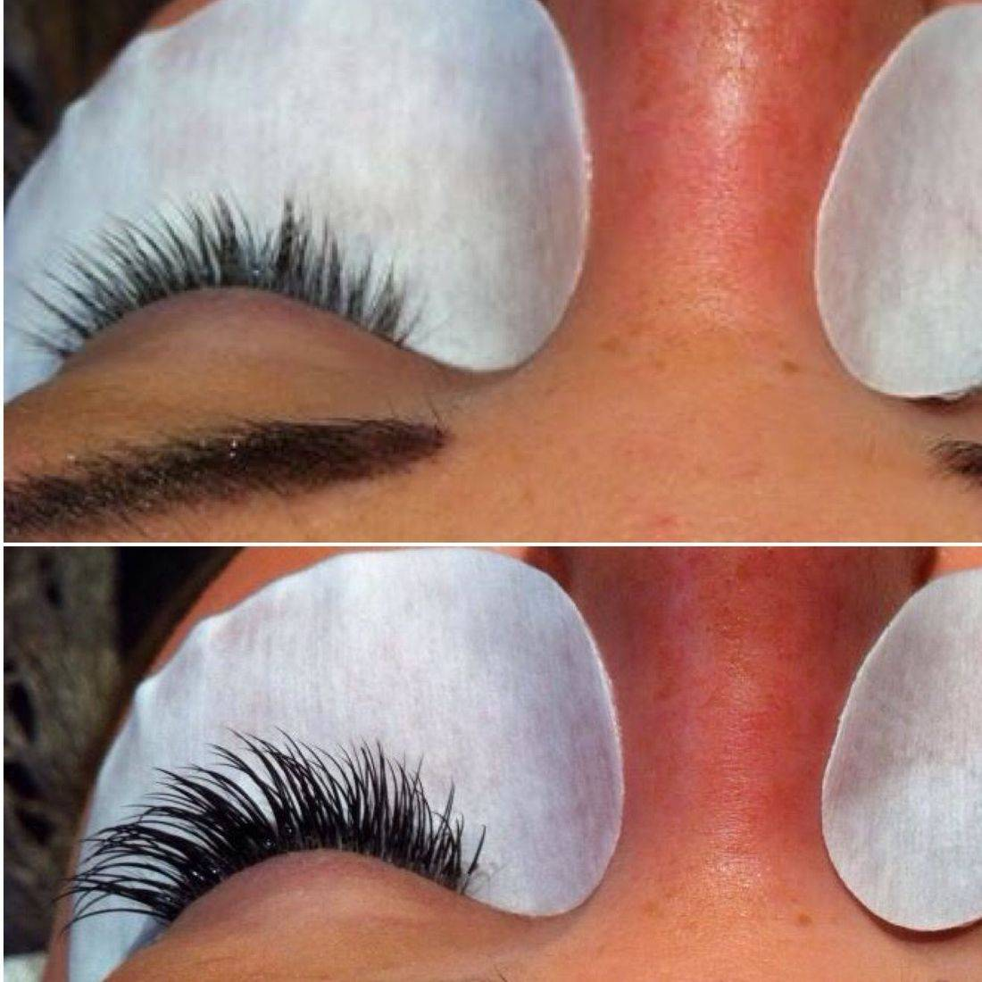 Classic eyelash extensions in Marlow