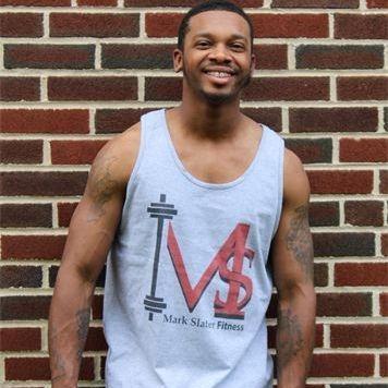 Mark Slater Fitness Tank Top Shirt