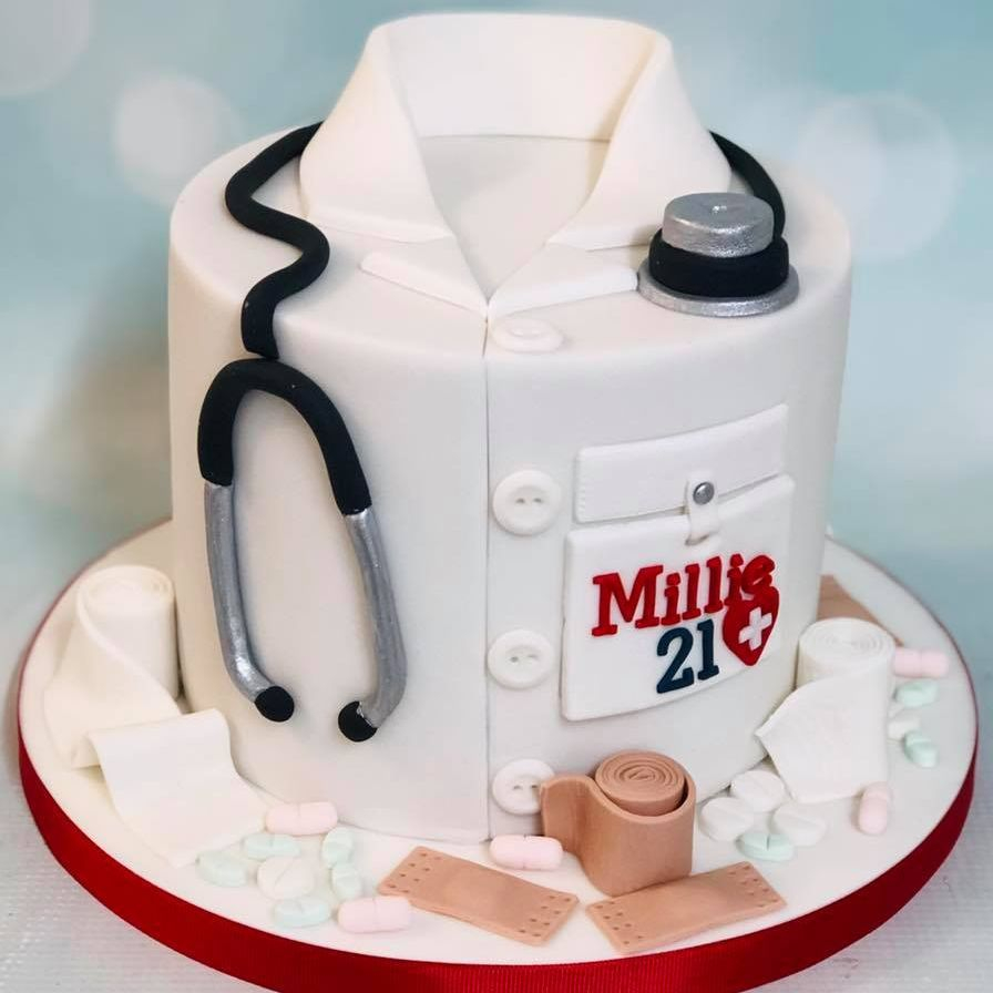Birthday Cake Nurse
