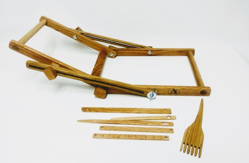 Folding Weaving Frame Loom,Navajo style loom