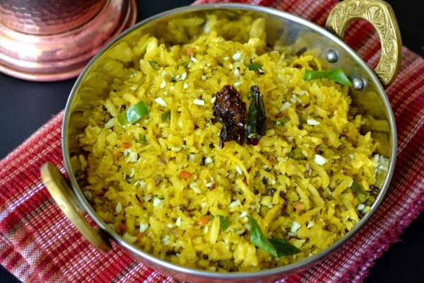 This is Arista's Saffron Rice