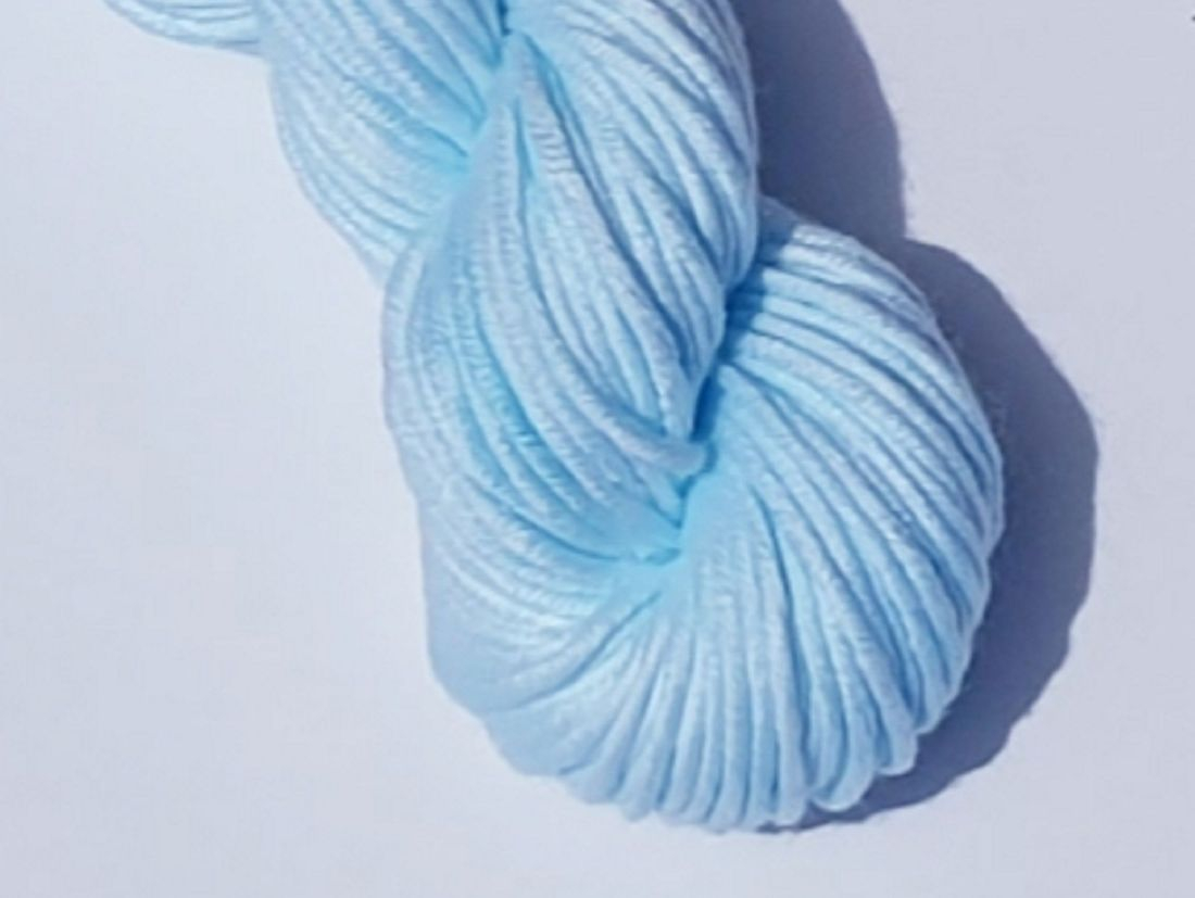 vegan yarn, dk yarn, hand dyed yarn, hand dyed vegan yarn