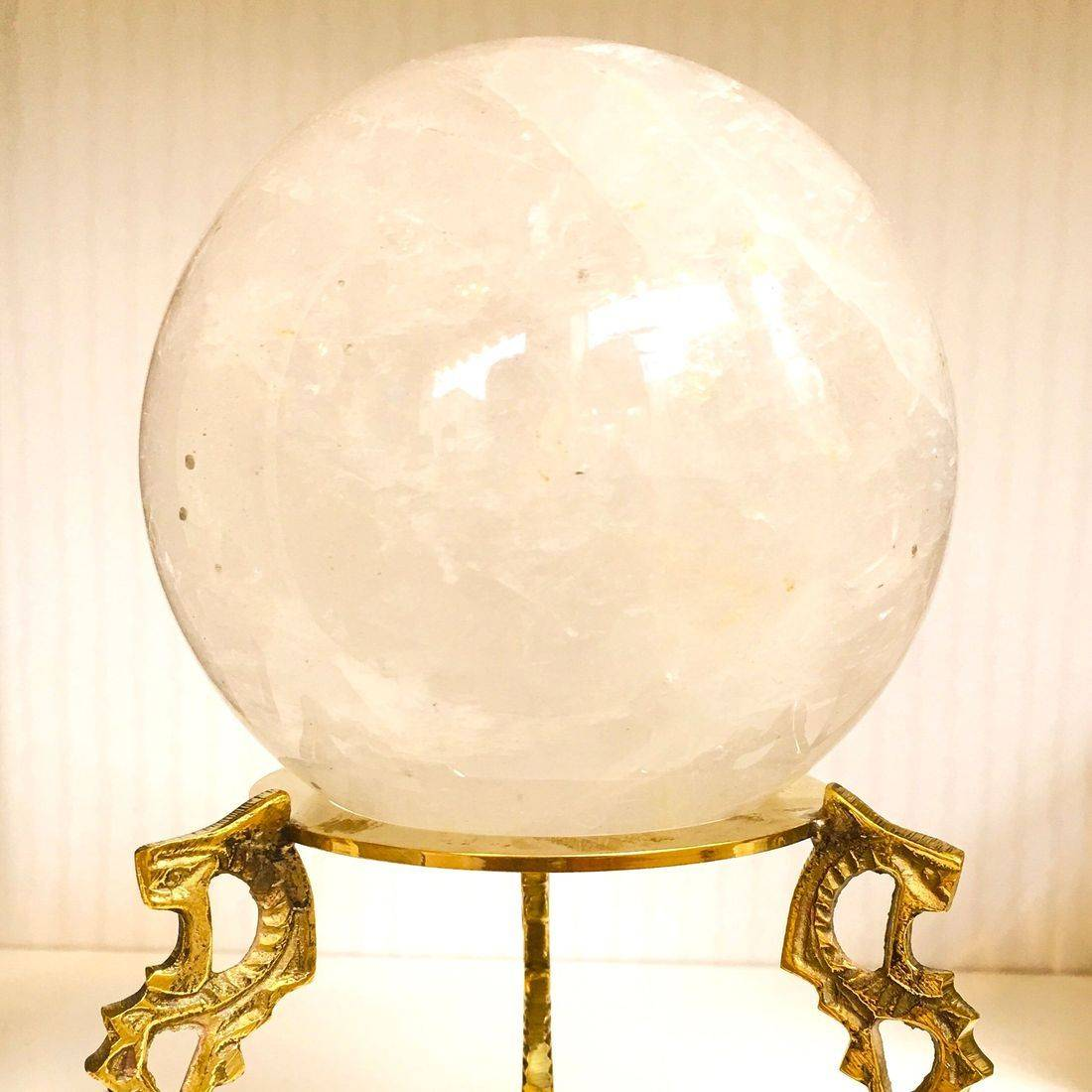 crystal ball, crystal, clear quartz, metaphysical