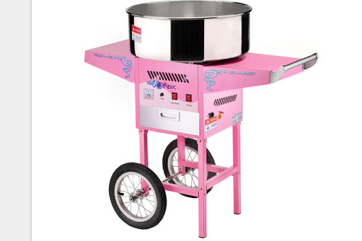 Cotton Candy Machine Rental  www.rentals801.com