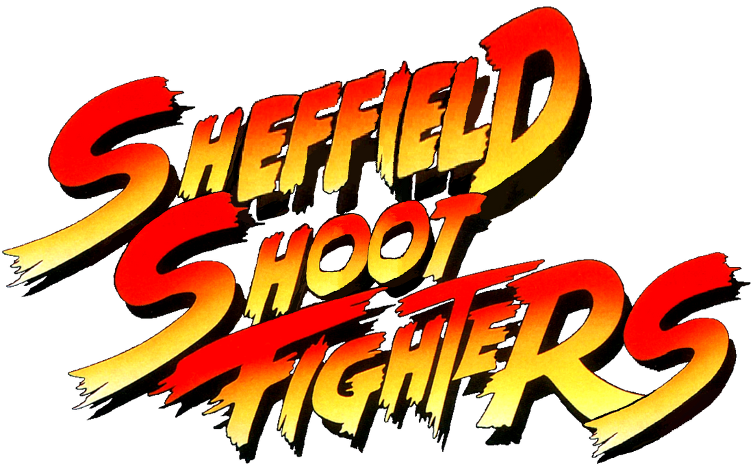 Sheffield Mixed Martial Arts MMA BJJ Logo Sign Home