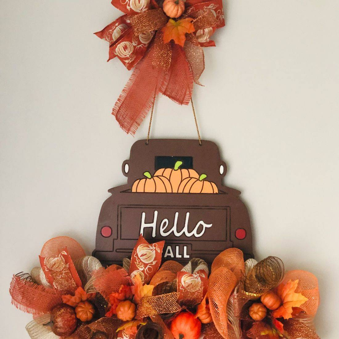 Welcome Everyday Wreath