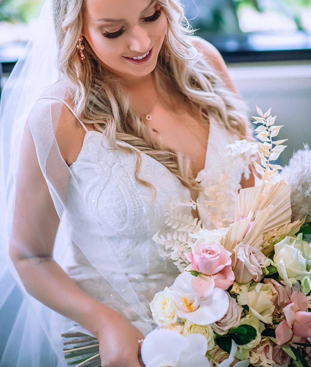 Bride Bouquet Toowoomba Florist