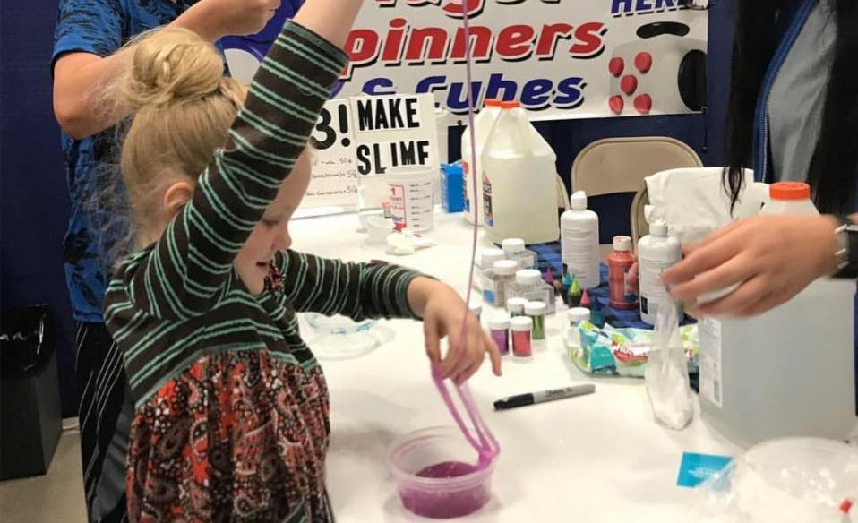 DIY SLIME PARTY