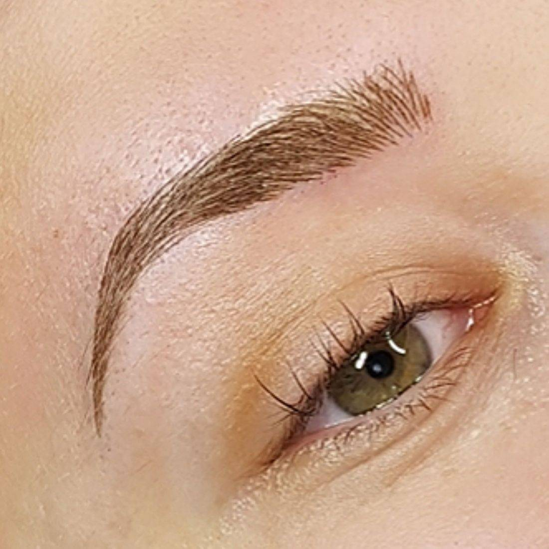 best microblading halifax 3D brow embroidery