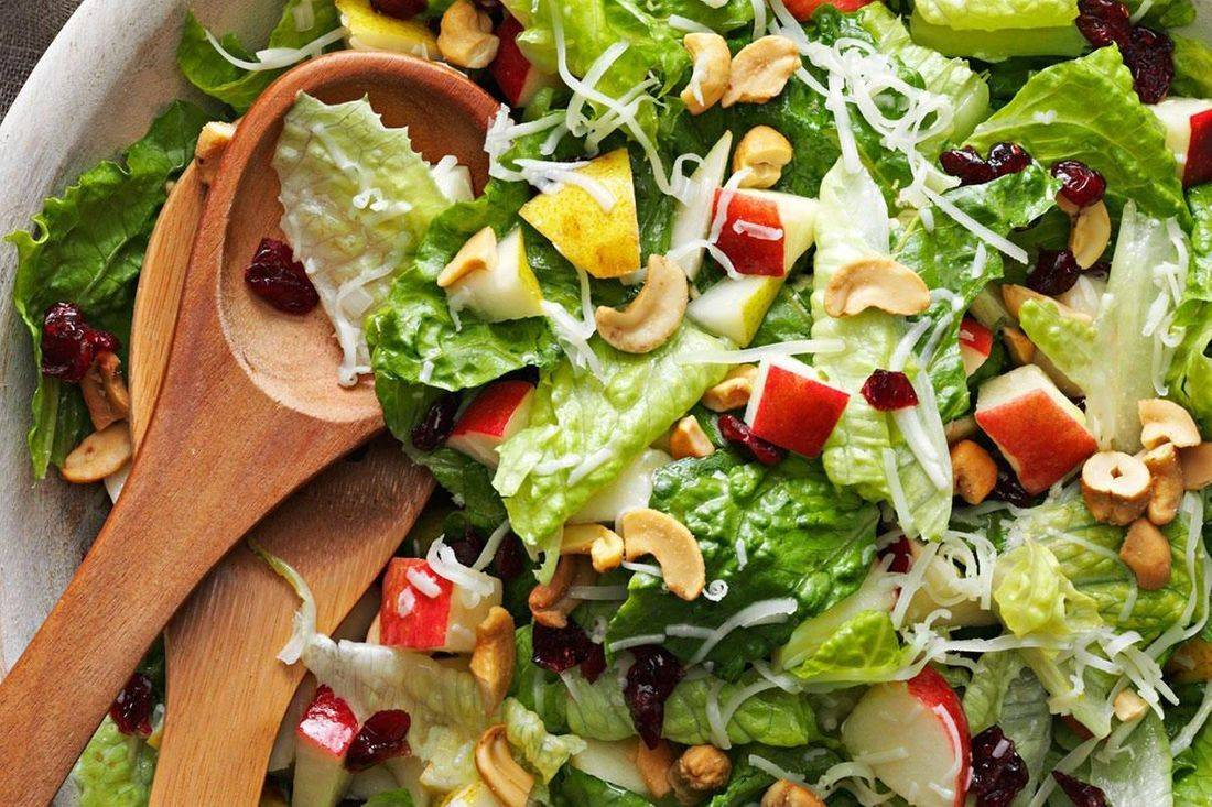 Cranberry Bash Salad