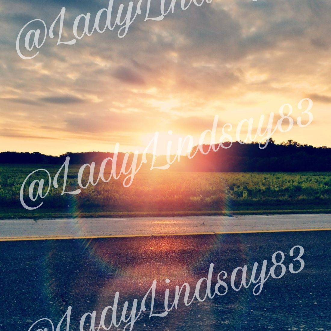 Summer Highway, Wallpaper, Photography, Photog, Summer, Image, Art, Abstract Art, Outdoors, Nature, Lady Lindsay's Creations, Sunlight, Solar Flare, Travel, New Jersey
