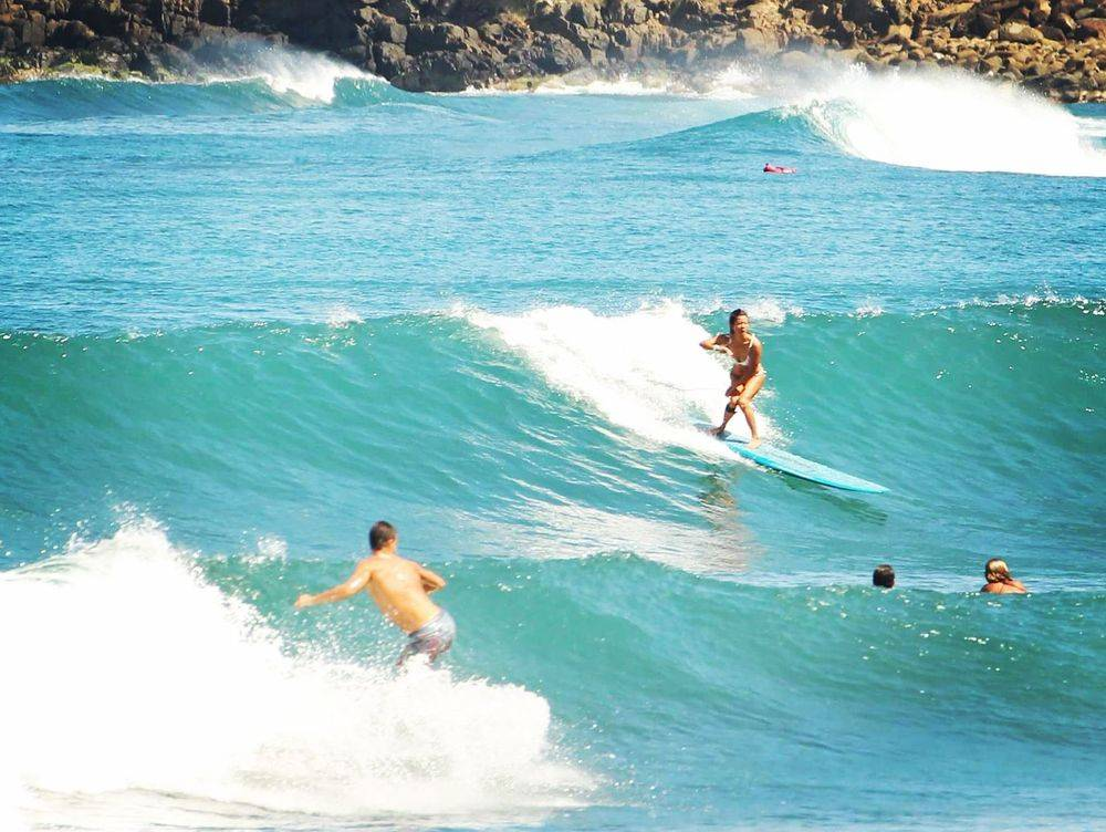 Surf, Martinique, Cours de surf