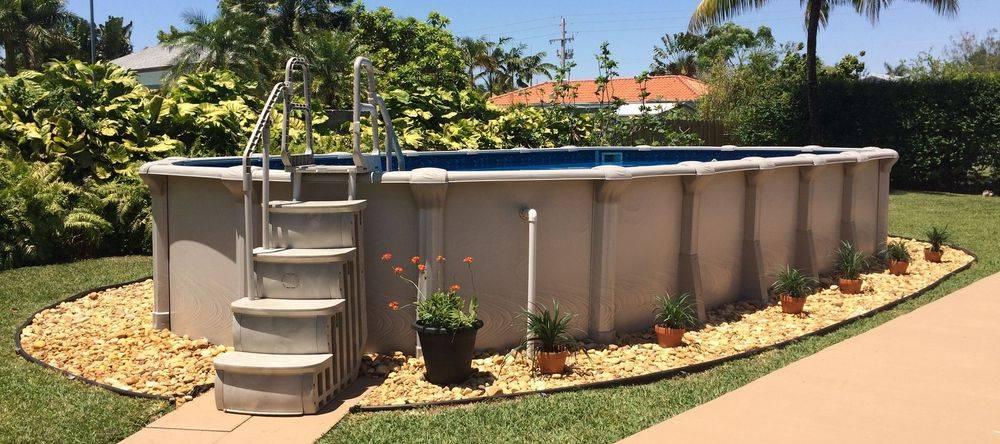 15x26 Oval Aboveground Pool