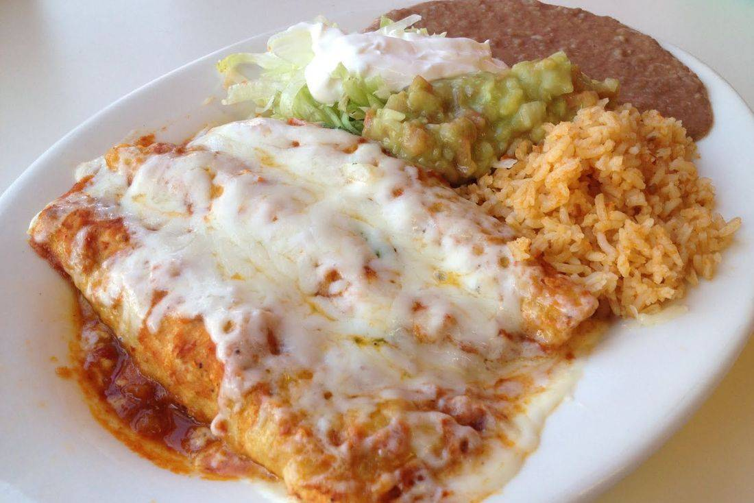 Add an enchilada bar to any catering.