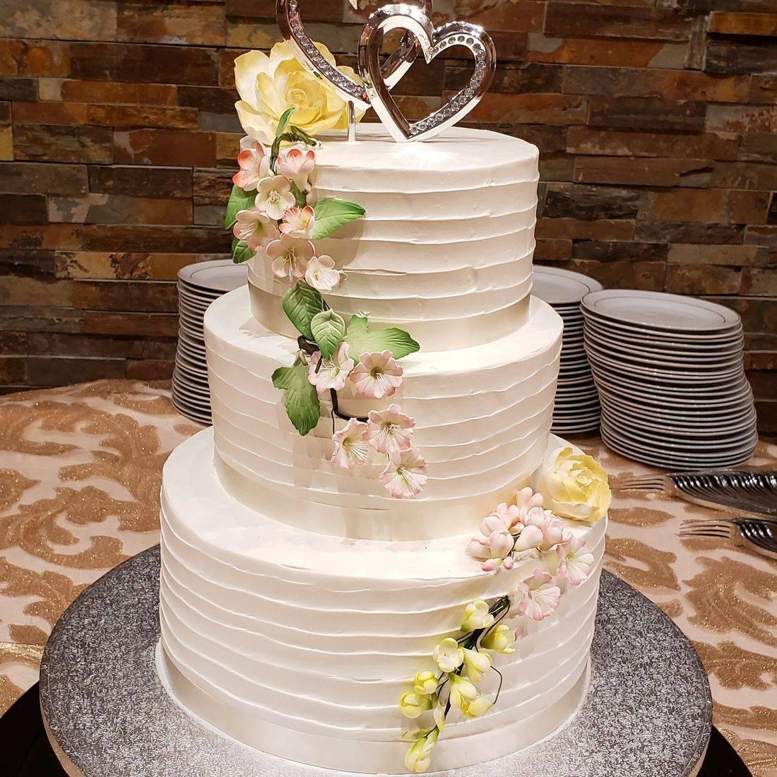 Wedding cake # 15