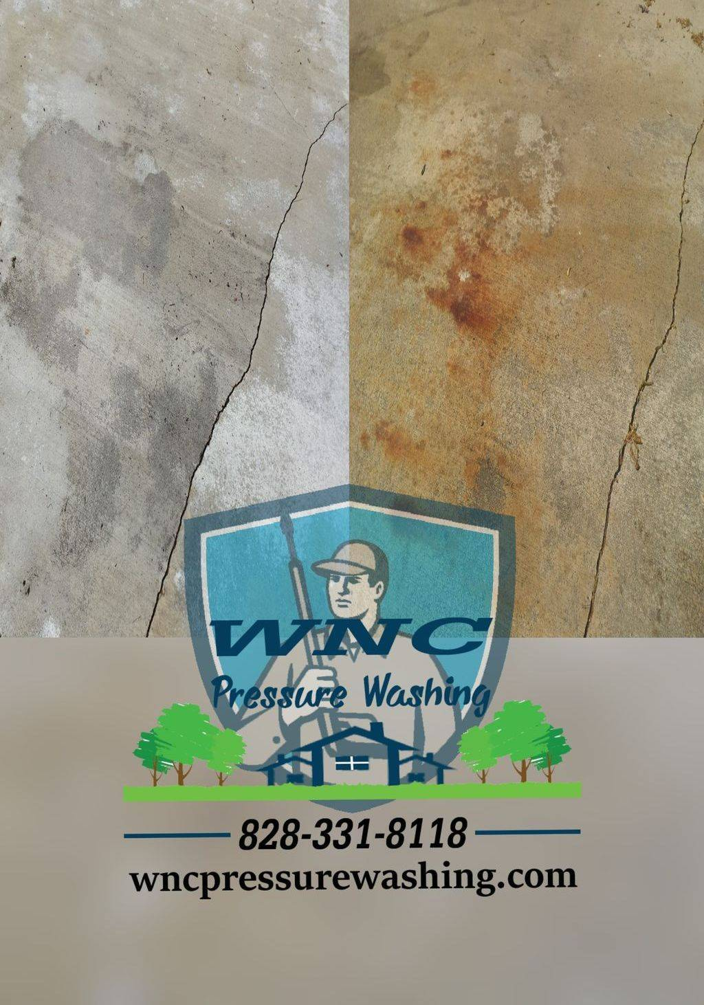 Rust removal in WNC, Rust removal,pressure washing waynesville, commercial pressure washing, pressure washing