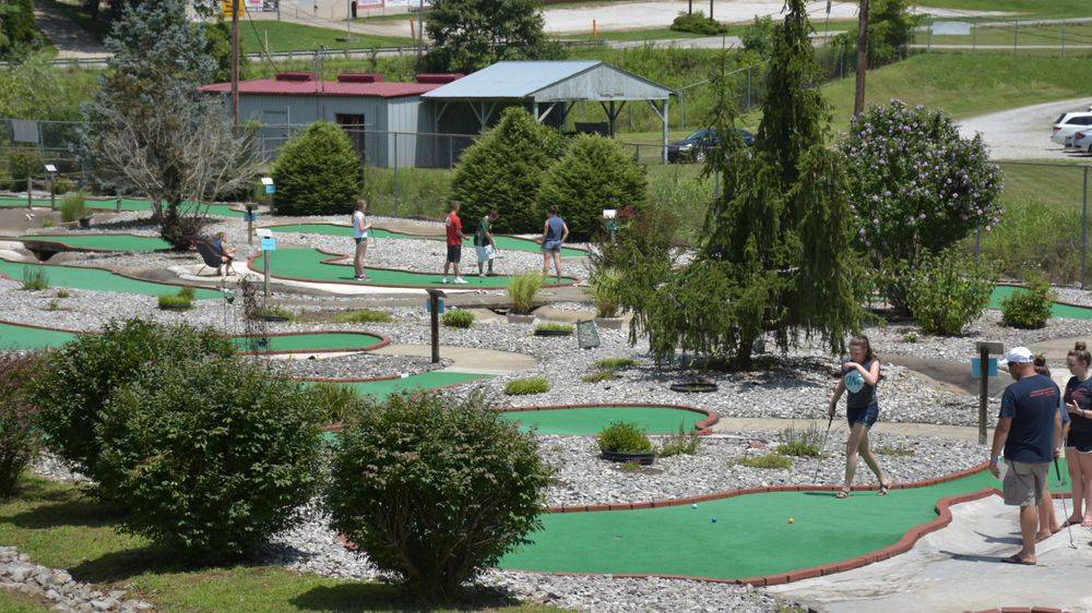 Mini golf course voted fifth best in WV