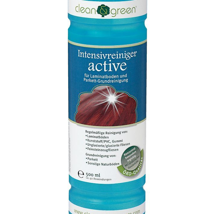 Clean & Green  Intensive Active  Cleaner