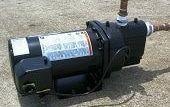 Bomba de agua para cisternas