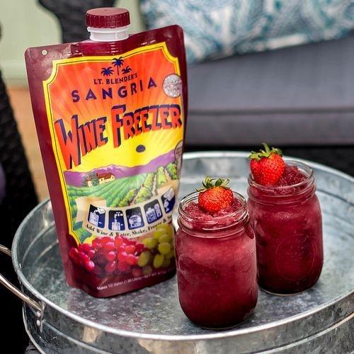 Wine Freezer Sangria