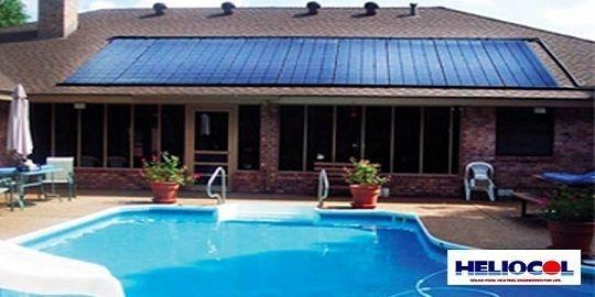 Calentador Piscina Solar desde $299