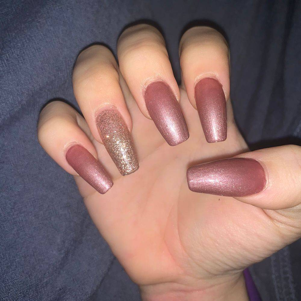 Manicure-Nail Extensions