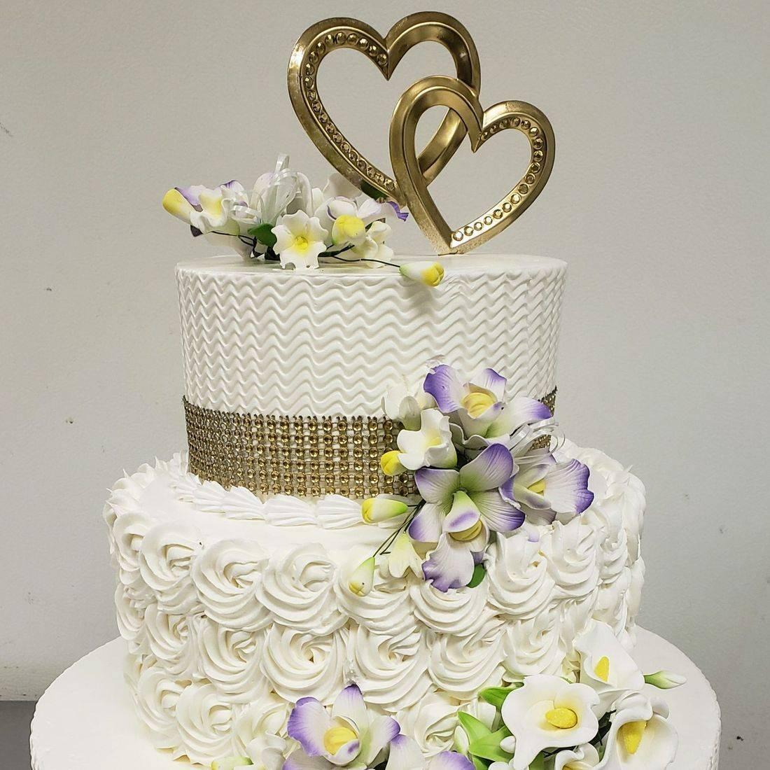 Wedding cake # 11