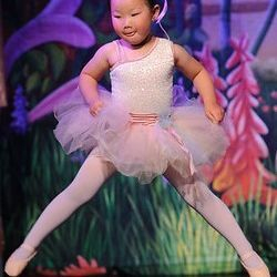 At INB, our tiny dancers love to jump