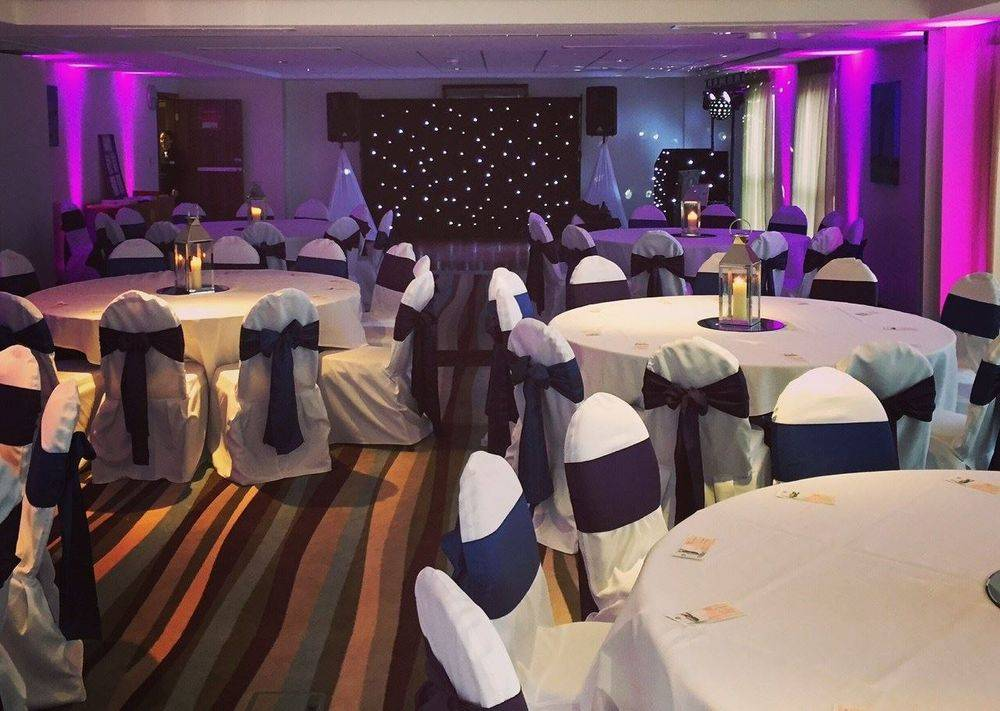 Gold DJ Package for a Wedding Reception at Ramada Plaza, Southport
