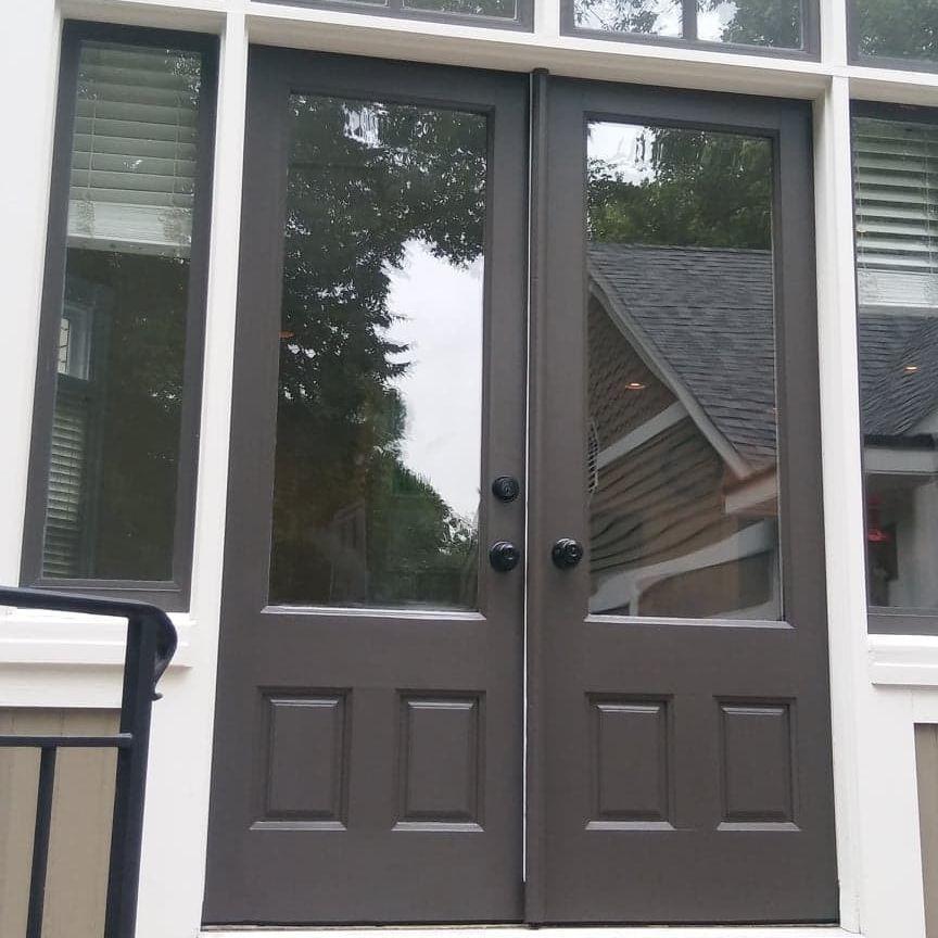 door repair, door restoration, entry door,