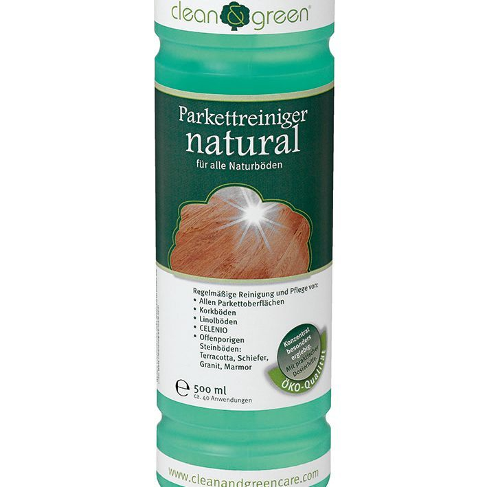 Clean & Green  Parquet   Cleaner