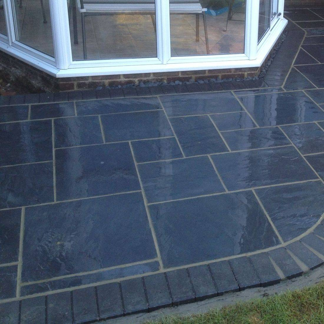 Patio in Berkshire