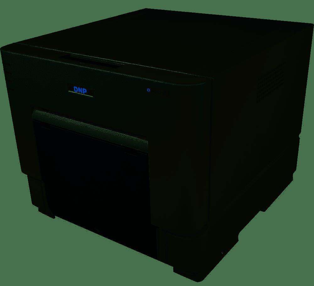 DSLR Photo Booth para opciones ilimitadas de impresión de fotos