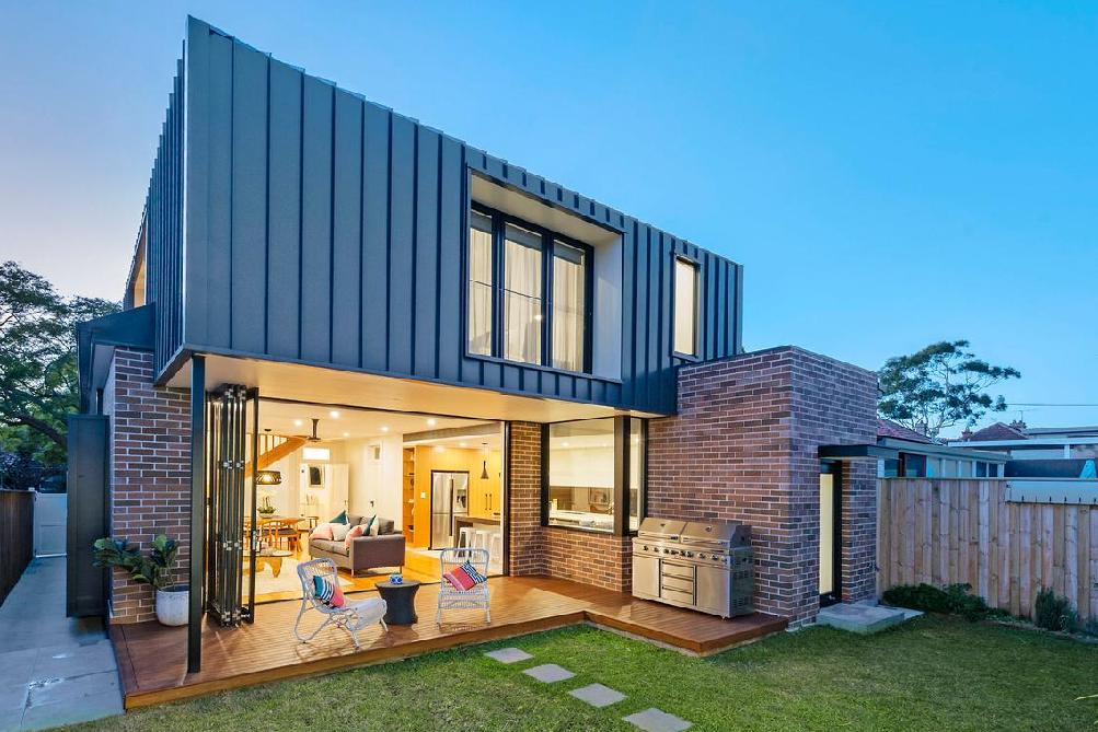 modern home design, Astute Architectural Drafting