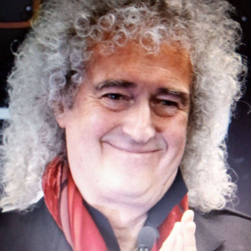 'QUEEN' ' BRIAN MAY''BAGERS''MARINE CONSERVATION'