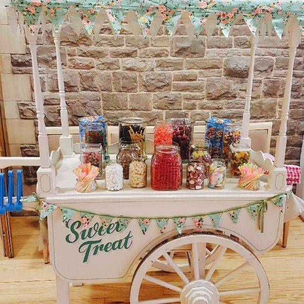 wedding cart for hire