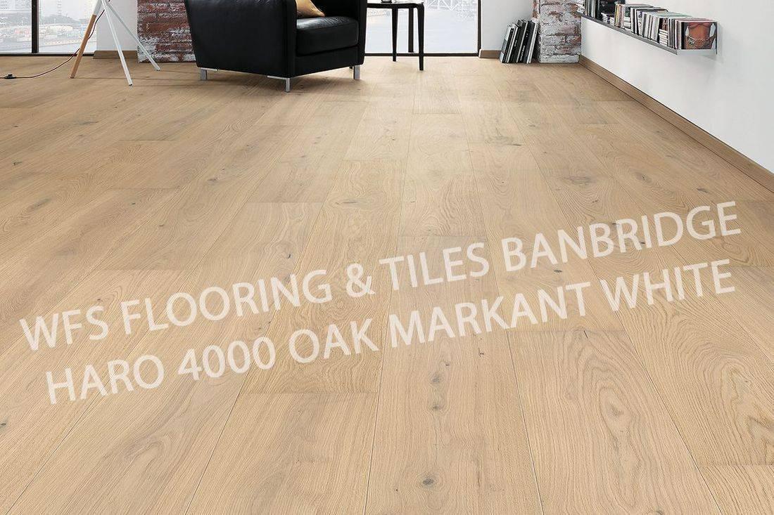 Haro 4000 Oak Markant White