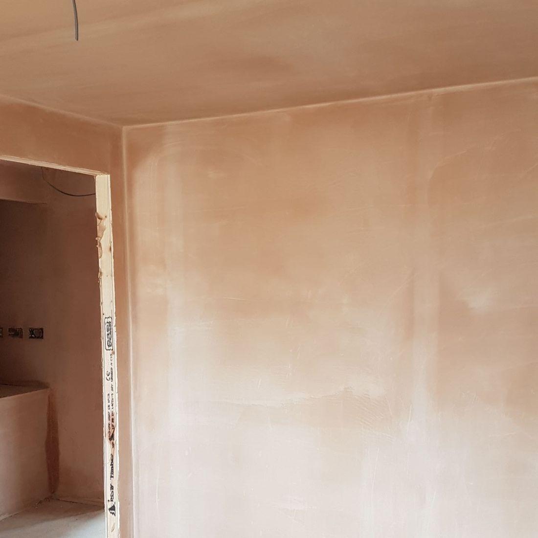 Plastering Works