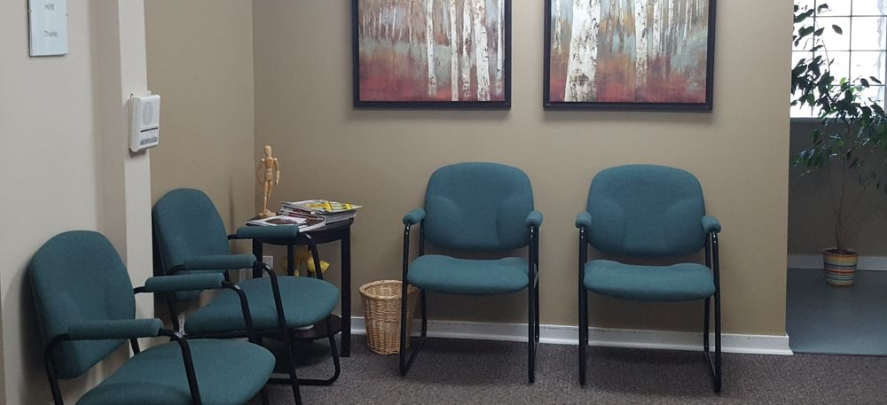 waiting room at mastermind psychology